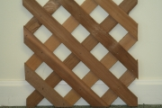 Heavy Duty Cedar Lattice Sheets